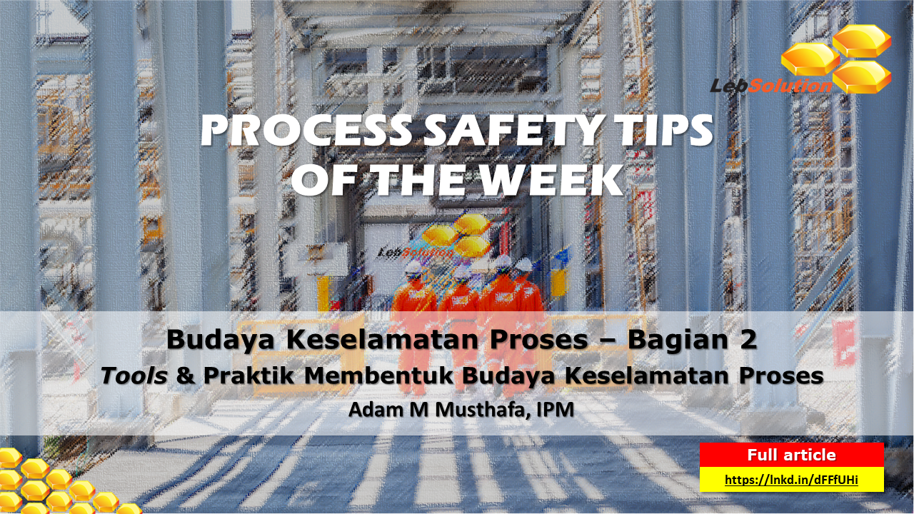 lebSolution - ADAM - Process Safety Culture 201