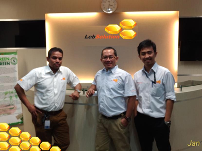 LebSolution - ISO9001 BAPELKES BATAM 0 of 2